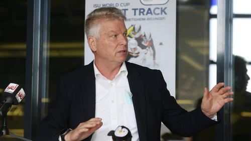 Präsident des Deutschen Leichtathletik Verbands: Jürgen Kessing