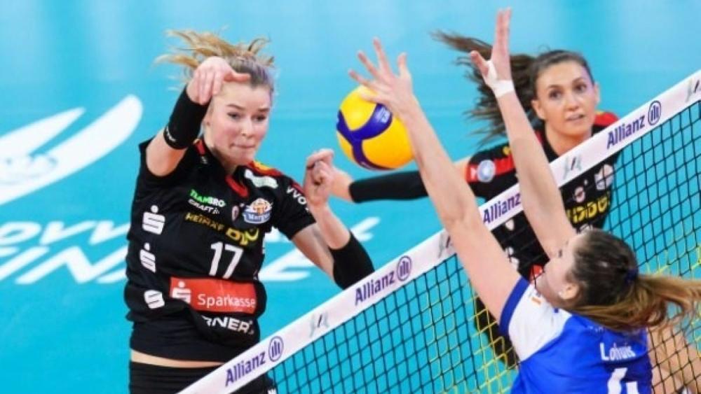 Die Volleyball-Bundesliga der Frauen will expandieren