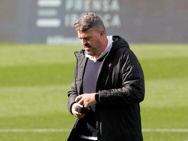 Óscar García ist nicht mehr Trainer von Celta de Vigo