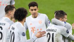 Diashow Salzburg gegen Bayern