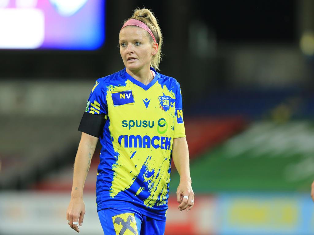Isabelle Meyer kennt Gegner FC Zürich gut
