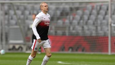 Sebastian Rode kann wieder für Eintracht Frankfurt auflaufen