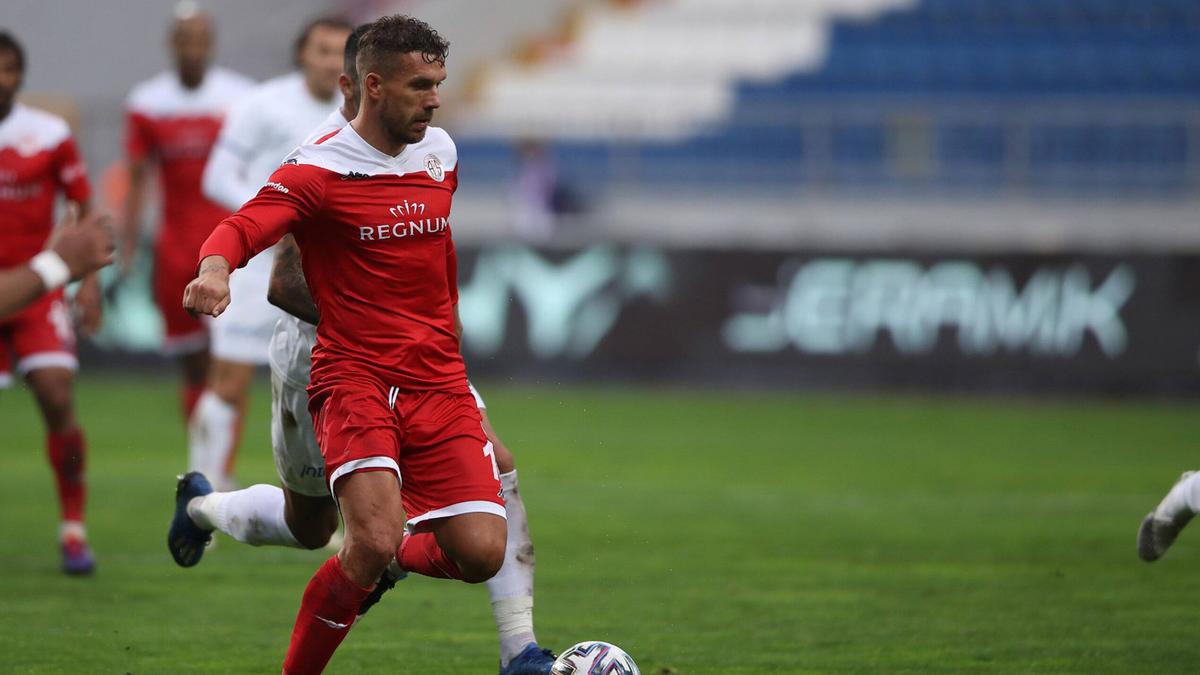 Will weg: Lukas Podolski