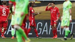 Jamal Musiala war überragend beim Sieg des FC Bayern in Wolfsburg
