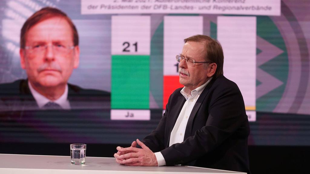 Rainer Koch schließt einen Rücktritt aus