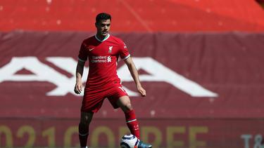 Der von Schalke 04 an Liverpool verliehene Kabak steht im vorläufigen EM-Aufgebot der Türkei
