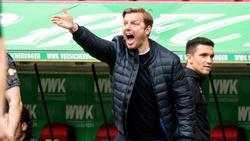 Florian Kohfeldt gibt sich kämpferisch