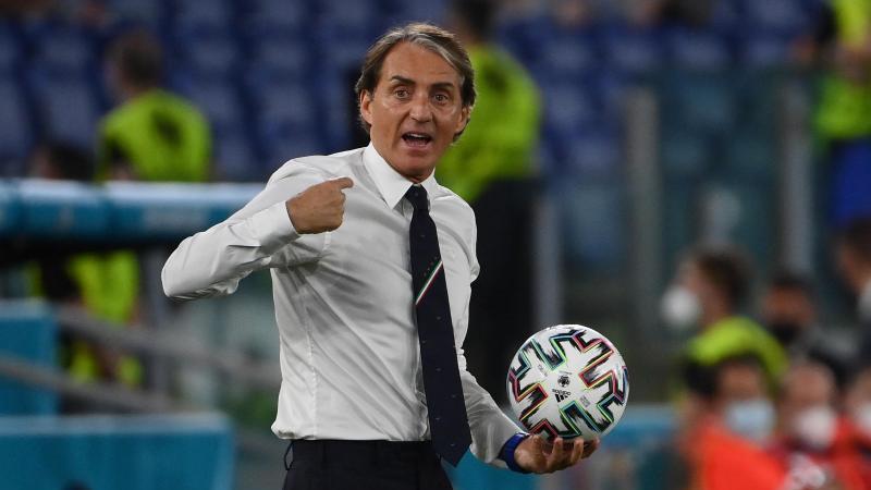 Italien-Coach Roberto Mancini