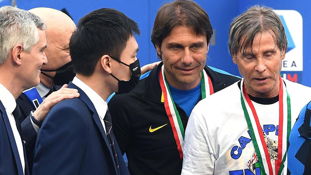 Inter Mailand trennte sich von Antonio Conte