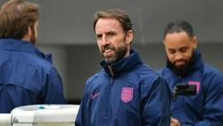 Gareth Southgate entscheidet über Mount-Einsatz kurzfristig