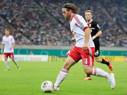 Timo Röttger (M.) verlässt RB Leipzig zum Saisonende