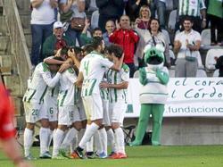 El Córdoba se lleva el primer asalto. (Foto: Imago)