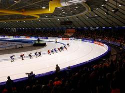 Eisschnelllauf World Cup