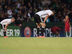 Die U19-Junioren unterlagen Portugal mit 3:4
