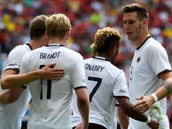 Die DFB-Auswahl will in Rio das erste Fußball-Gold einheimsen