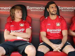 Jedvaj und Dragović laufen gegen Augsburg auf