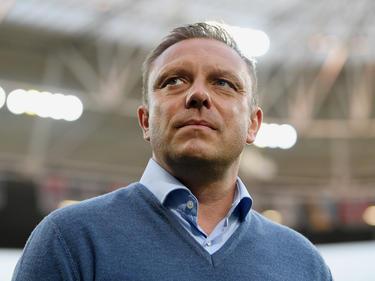 André Breitenreiter plant die neue Saison mit Hannover 96