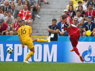 Ambos conjuntos jugaron con el freno de manos porque les valía el empate. (Foto: Getty)
