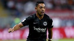 Läuft nicht für Eintracht Frankfurt in der Europa League auf: Marco Fabián