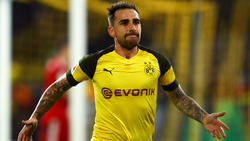 Paco Alcácer ist für den BVB ein echter Volltreffer