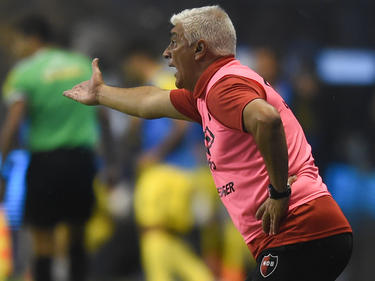 Omar De Felippe, técnico de Newell's Old Boys. (Foto: Getty)