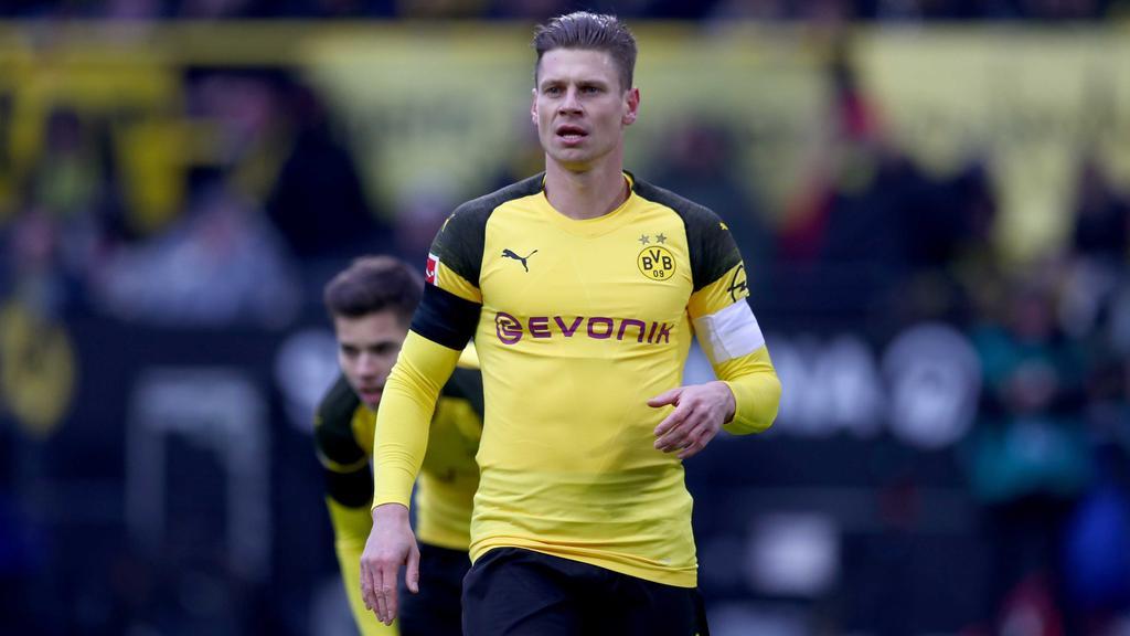 Lukasz Piszczek steht vor der Rückkehr ins BVB-Training