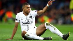 Kylian Mbappé von PSG ist für drei Spiele gesperrt worden