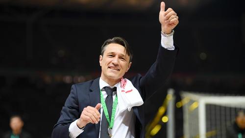 Für Niko Kovac endet die Saison mit dem Double versönlich