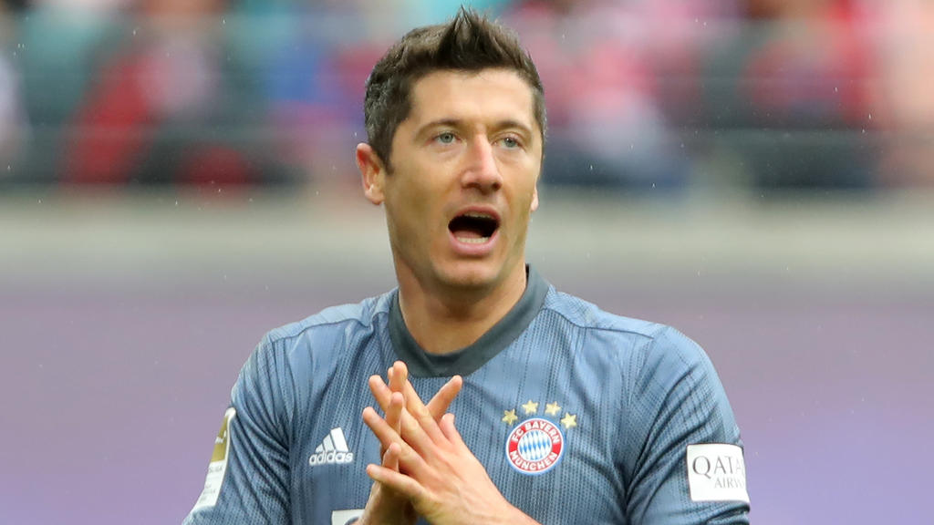 Robert Lewandowski wünscht sich weitere Transfers beim FC Bayern