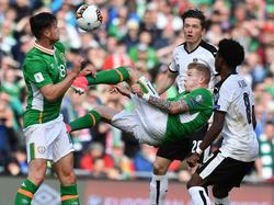 Irland - Österreich 1:1