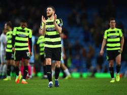 Mark Hudson unterstützt das Trainerteam von Huddersfield Town