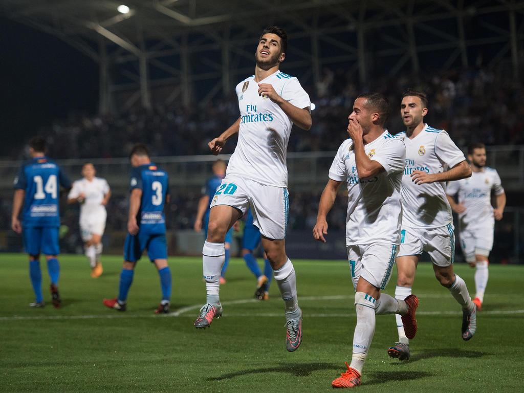 Copa del Rey » Noticias » Un joven Madrid sufre para ganar con dos ...