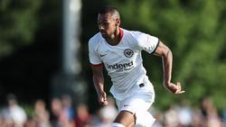 Djibril Sow will Eintracht Frankfurt als Sprungbrett nutzen