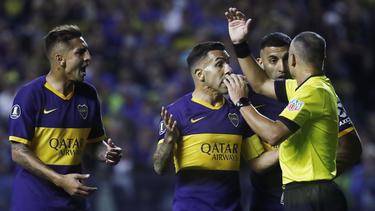 Boca Juniors sigue arriba en la clasificación.
