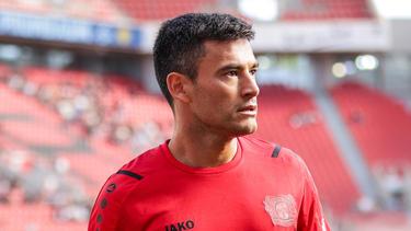 Charles Aranguiz wird Bayer Leverkusen fehlen