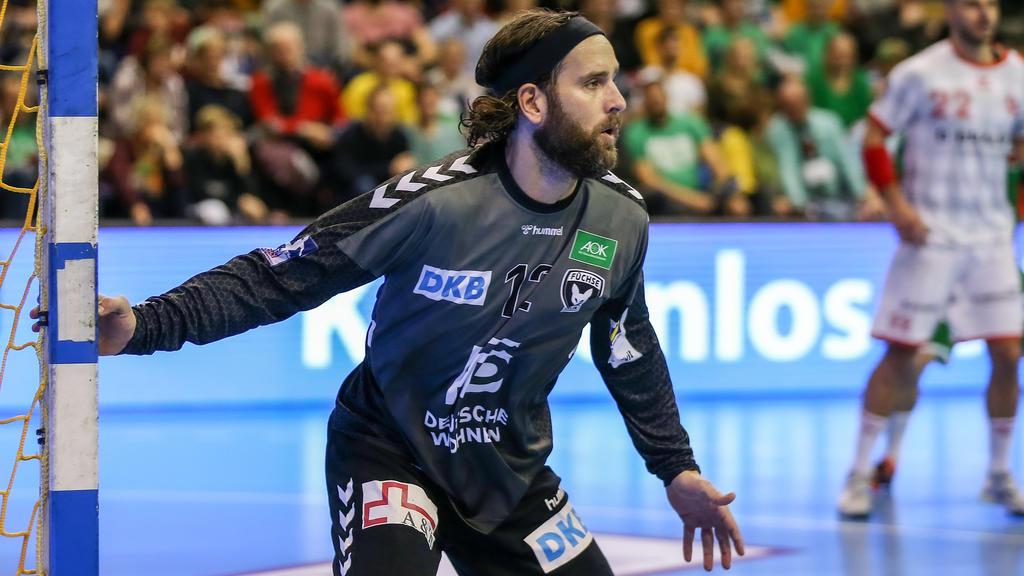 Silvio Heinevetter glaubt an den Erfolg der deutschen Handballer