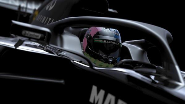 Renault veröffentlicht vom neuen Auto bislang nur kleine Detail-Ausschnitte