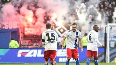 HSV nach Derby-Pleite gegen den FC St. Pauli in Angst
