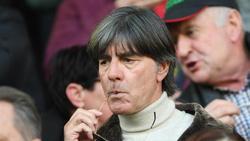Joachim Löw steht mit dem DFB-Team vor ungewissen Wochen