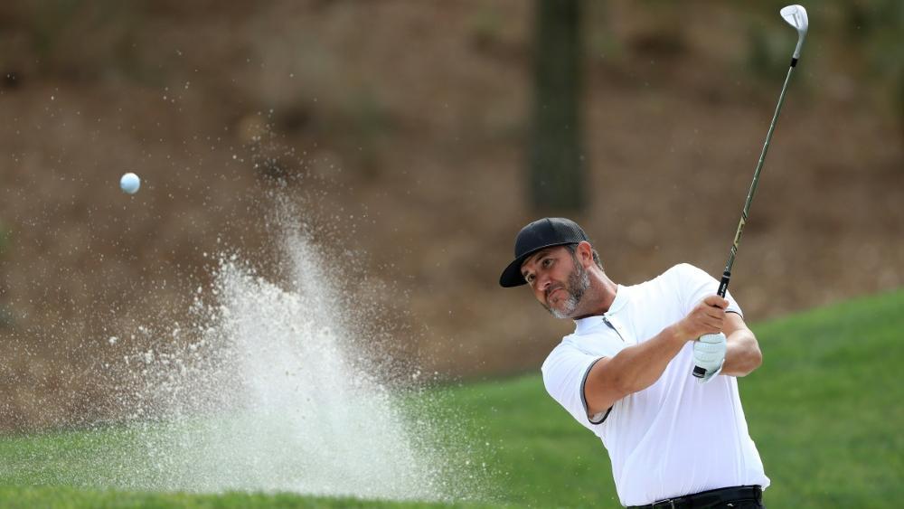 Die Golfer müssen sich täglichen Tests unterziehen