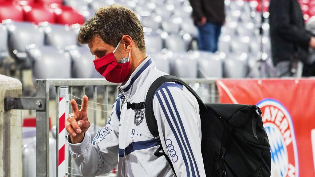 Thomas Müller verrät sein Fitness-Geheimnis