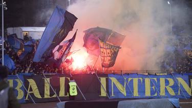 Dürfen die Fans des 1. FC Saarbrücken beim DFB-Pokal-Halbfinale ins Stadion?