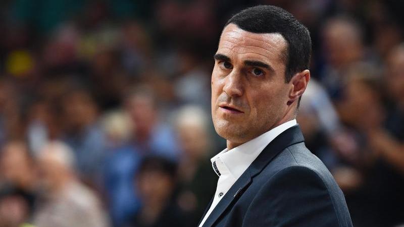 Trainiert den Basketball-Bundesligisten Brose Bamberg: Roel Moors