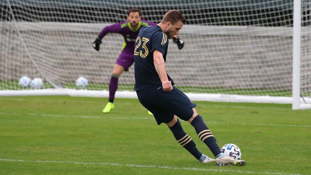 Philadelphia Union gewann gegen Inter Miami mit 2:1