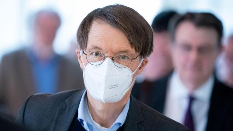 Karl Lauterbach ist Gesundheitsexperte der SPD