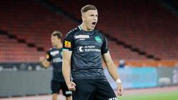 Neu beim SC Freiburg: Ermedin Demirovic
