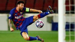Messi volvió a completar un encuentro para enmarcar.
