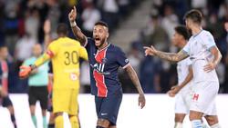 Neymar beklagte sich über rassistische Beleidigungen