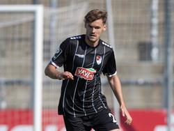 Stefan Stangl taugt's bei Türkgücü München
