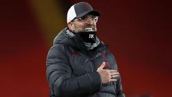 Beliebt bei den Fans: Liverpool-Teammanager Jürgen Klopp